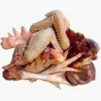 Куриную разделку покупаем голень, лапы, головы, печень, сердца, желудки и т.д