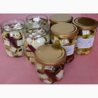 Фета – домашний сыр в оливковом масле