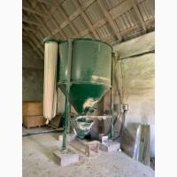 Продам комбікормовий завод об#039;єм 2200 кг
