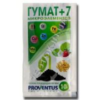 Гумат + 7 микроэлементов Провентус