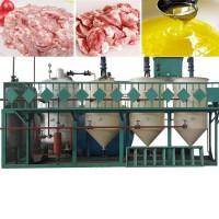 Оборудование для вытопки животного жира в технический, пищевой и кормовой жир