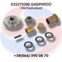 Шестерні (комплект) G22270390 Gaspardo