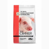Продам КОМБИКОРМ ДЛЯ СВИНЕЙ от производителя FeedLife|ФИДЛАЙФ