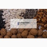 Закуповуємо горіх, соняшникове та гарбузове насіння