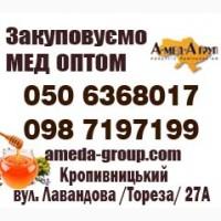 ТМ АМЕДА ГРУП Закупівля меду Кіровоградська, Миколаївська, Черкаська обл