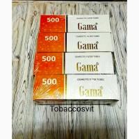 Гильзы для сигарет Набор GAMA 500 4 Упаковки