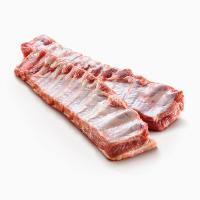 Продам свинные ребра - охлажденная свинина мелким и крупным оптом