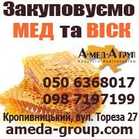 Закуповуємо мед минулорічний і свіжий. Центральна Україна
