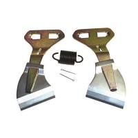 Комплект чистиков скребковых (AA58967 / A86702+A86701+A69140+A69139 / AA62808)