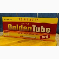 Сигаретные гильзы Golden Tube 550 шт
