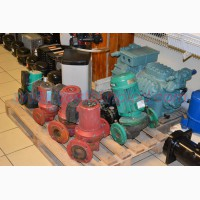 Продам б/у циркуляционный насос Grundfos UPS 65-180F