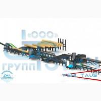 Комплексная лесопильная линия для распиловки бревен WSML TAUS