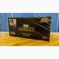 Сигаретные Гильзы Слим Korona Slim 500 Шт