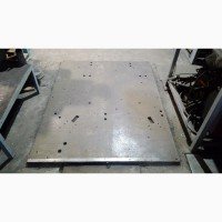 Поверочный, сварочный, сборочный стол 1540×1200×30мм