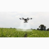 Дрон для сельского хозяйства услуги аренда дрона агродрона квадрокоптера Ровно Украина