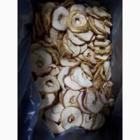 Яблуко сушене скибочками з шкіркою (Польща)
