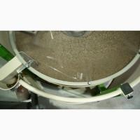 Очистка зерновых до 99.5% на МПО (решета) + КВ2 (калибровка), на вибропневмостоле