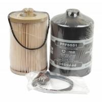 Фильтр топливный комплект RE525523, PFF5551, RE520906, RE523236, RE525523, RE527961, RACOR