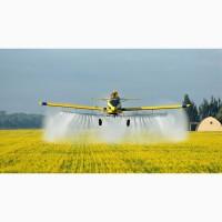 Услуги авиации по химической защите посевов рапса, пшеницы, сахарной свеклы, кукурузы