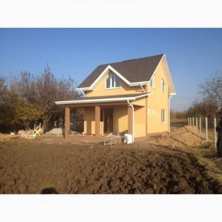 Профессиональное строительство домов из газобетона в Днепре