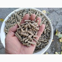 Гранулированный комбикорм для телят, цена 3 грн/кг