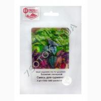 Семена базилика «Смесь для гурманов» 1350-1400 семян, «Фермерское подворье»