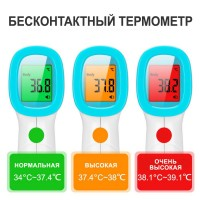 Термометр медицинский инфракрасный Yostand LZX-F1682