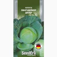 Капуста белокочанная Лангедейкер Дауер 1г SeedEra