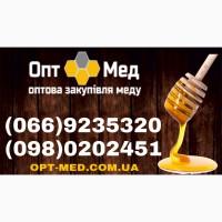 Купим МЕД оптом в центральных регионах