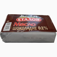 Масло шоколадное 62% ТМ АНЮТА