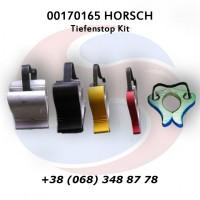 00170165 Комплект кліпс Хорш