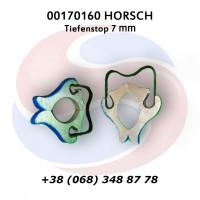 00170160 Кліпса 7 синя Хорш