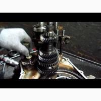Ремонт коробки переключения передач КПП John Deere