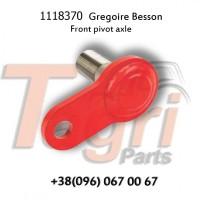 1118370 Вісь поворотна Gregoire Besson