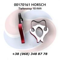 00170161 Кліпса 10 червона Хорш