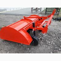 Навесная тракторная почвофреза 1.4 м фирмы Wirax (Польша)