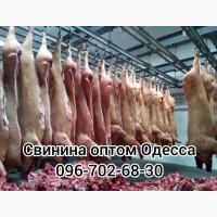 Мясо свинины Одесса продажа