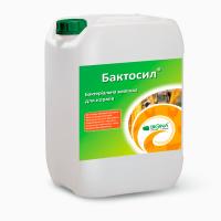 Бактеріальна закваска для силосування та сінажування БАКТОСИЛ 5л – продам від виробника