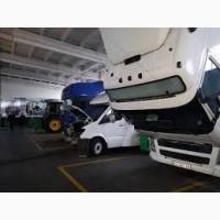 Ремонт грузовых автомобилей Днепр. СТО для грузовиков