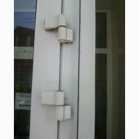 Замена петель Киев, петли С-94, регулировка алюминиевых дверей