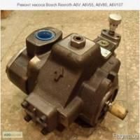 Ремонт насоса Bosch Rexroth A6V: A6V55, A6V80, A6V107