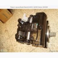 Ремонт насоса Bosch Rexroth A4VG / A4VSO Series: A4VG28