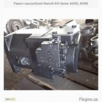 Ремонт насоса Bosch Rexroth A3V Series: A3V55, A3V80