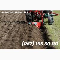 Предоставляем услуги пахоты, вспашка земли, Украина