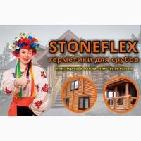 Герметики для деревянных строений
