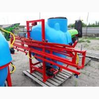 Новый - Навесной опрыскиватель 600 л для внесения пестицидов штанга 12 м