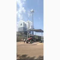Строительство и реконструкция зерноочистных комплексов ЗАВ