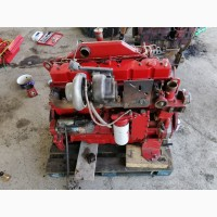 Двигатель Case 2166 после капитального ремонта