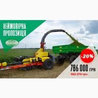 Комбайн прицепной фуражный КПФ - 2, 4
