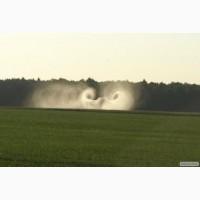 Обработка полей при помощи авиации
